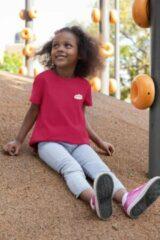 Pixeline Fresh #Fuchsia 118-128 8 jaar - Kinderen - Baby - Kids - Peuter - Babykleding - Kinderkleding - Zebra - T shirt kids - Kindershirts - Pixeline - Peuterkleding