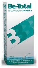 Be-Total Sciroppo Classico Integratore Vitamina B 100 ml