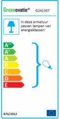 LEDline Inbouwspot, Vierkant, Kantelbaar, Aluminium, Zwart/Wit, Mat