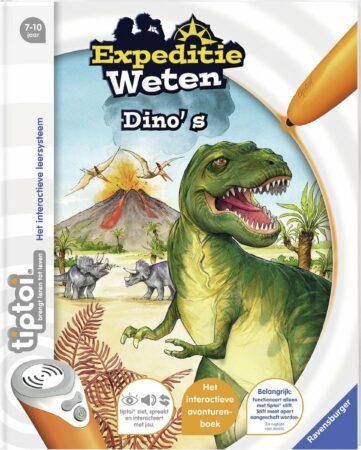 Afbeelding van Tiptoi® boek Expeditie weten Dino´s