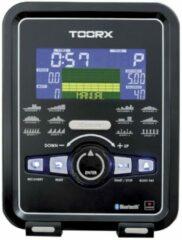 Donkergrijze Toorx Fitness Toorx BRX-300 Ergo Hometrainer - met Kinomap - 12 trainingsprogramma's