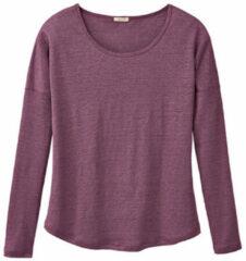 Enna Shirt met lange mouwen, cassis 44/46