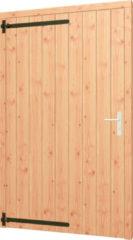 Trendhout | Opgeklampte deur XL | Onbehandeld