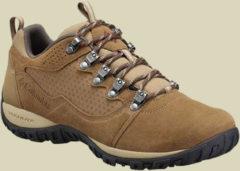 Columbia Peakfreak Venture Low Suede WP Men Herren Wanderschuh Größe UK 9,5 delta, deep rust