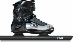 Blauwe Fila Wizy ice verstelbare kindernoor (maat 35 - 38)
