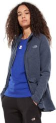 The North Face Crescent Parka - Fleecejacke für Damen - Blau