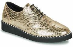 Gouden Nette schoenen Ippon Vintage ANDY STEED