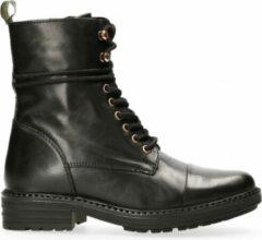 Zwarte Dalen van Van Dalen - Veterboot Leer - Boot lace-up - Black - 39