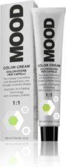 Bruine MOOD Hair Color 5.00 Light intense Brown (3*tubes)