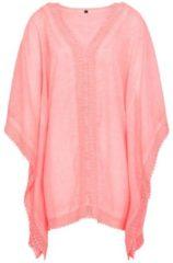 Rosa COVER-UPS Kaftan Welle-Farbstoff BEACH LingaDore Pink