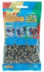 Hama beads Strijkkralen Hama - 1000 stuks - Bronskleurig
