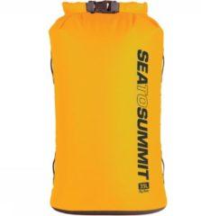 Sea to Summit Big River Dry Bag Waterdichte zak - 35L - Geel