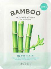 It's skin - The Fresh Mask Sheet Bamboo (3 stuks)