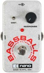 Electro Harmonix Nano Bassballs basgitaar pedaal