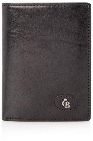 Afbeelding van Castelijn & Beerens Gaucho Billfold Portefeuille zwart 42 5793 ZW Dames portemonnee