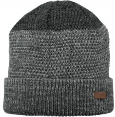 Barts Ail Beanie - Muts - One Size - Dark Heather