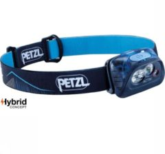 Petzl Actik Hybrid 350 Hoofdlamp Donkerblauw