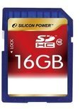 Silicon Power 16GB SDHC 16GB SDHC Klasse 10 Speicherkarte SP016GBSDH010V10