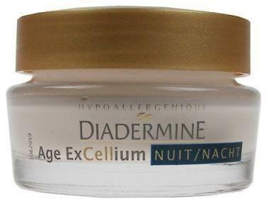 Afbeelding van Diadermine crème 50 mL Age ExCellium Caviar Complex Nachtcrème