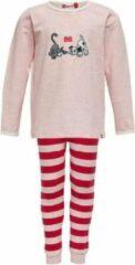 LEGO pyjama NAJA 705 - roze - MAAT 98