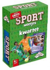 Identity Games Sport Weetjes Kwartet - Kaartspel