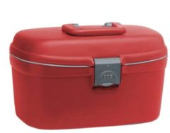 Rode Roncato Beauty Small Beauty Case rood Beautycase