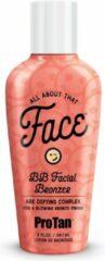 ProTan Pro Tan All about that Face BB Zonnebankcreme voor het gezicht - 59 ml