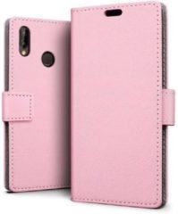 Knaldeals.com Huawei P Smart 2019 hoesje - Book Wallet Case - roze
