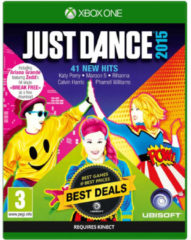 Ubisoft Just Dance 2015 - Xbox One (IT Cover)