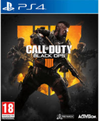 Activision Call of Duty: Black Ops 4 - PS4