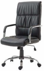 Vinsetto Bürostuhl Ergonomisch Chefsessel Kunstleder 59 x 68 x 110-119cm Drehstuhl Massagesessel Bürostuhl Chefsessel
