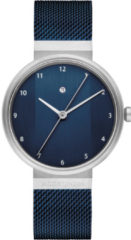 Grijze Jacob Jensen watches herenhorloge New 784