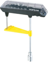 Topeak ComboTorq Wrench & Bit Set werkplaatsinrichting zwart
