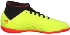 Fussballschuhe PREDATOR TANGO 18.3 IN J mit Schnürung CP9074 adidas performance SYELLO/CBLACK/SOLRED