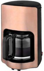 Kaffeeautomat mit Glaskanne TKG CM 1220 K Kalorik KUPFER