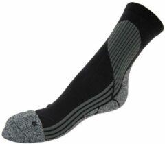 Xenos Sokken Coolmax 43/46 - zwart - 2 paar