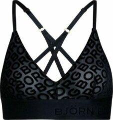 Bjorn Borg Dames Sport bh Zwart Maat 34
