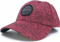 Blend Pet Rood - Rode Baseball Cap - Wakefield Petten