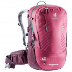 Deuter - Women's Trans Alpine 28 SL - Fietsrugzak maat 28 l, roze