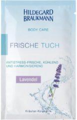 Hildegard Braukmann Pflege Body Care Frische Tücher Lavendel 10 Stk.