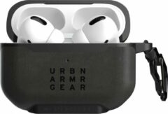 Urban Armor Gear UAG Metropolis Airpods Pro Leather Armor Case Zwart
