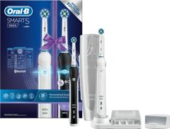 Witte Geen personage Oral-B Smart 5 5900 Elektrische Tandenborstel Powered By Braun x2