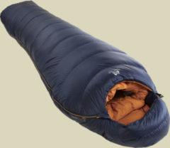Mountain Equipment Helium 400 XXL Daunenschlafsack bis Körpergröße Schlafsack 205cm cm cosmos,Schlafsack links