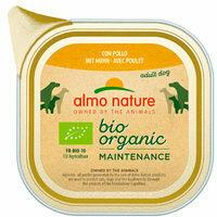 Almo Nature Bio Organic Almo Nature - Bio Organic Maintenance - Kip - 32 x 100 g