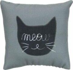 Trixie Speelkussen Meow Stof Met Catnip 10 CM