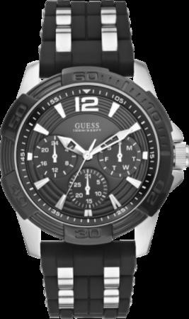 Afbeelding van Guess W0366G1 Heren Horloge