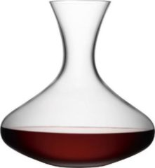 Transparante LSA International L.S.A. Wine Decanteer Karaf - 2,4 l - Glas