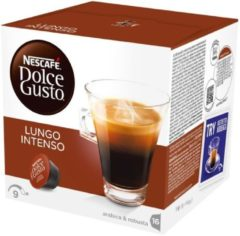 Dolce Gusto Lungo Intenso 3 x 16 cups: Cups & Capsules
