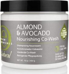 Design Essentials - Natural Almond & Avocado Nourishing Co-Wash - 454 g