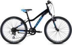 Blauwe Fuji Dynamite 24 COMP Kids Bike (2021) - Fietsen voor tieners